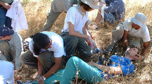 POSTPONED: Wilderness First Aid Class @ Sugarloaf Ridge State Park