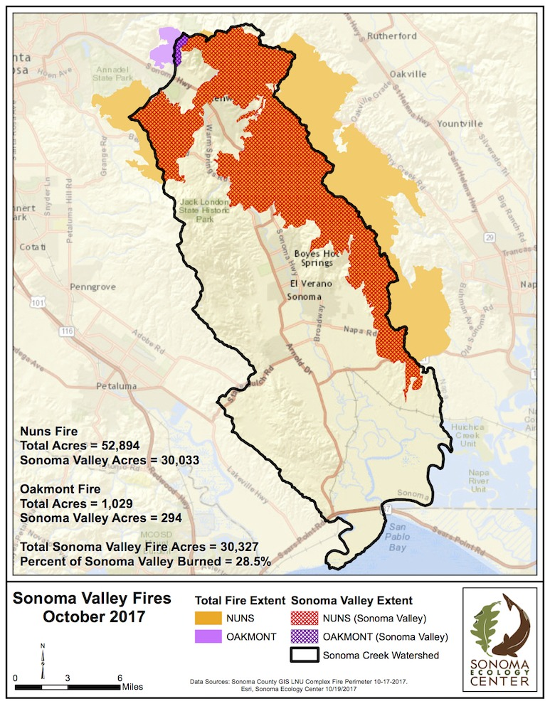 Sec Maps Help Residents Get Their Bearings Sonoma Ecology Center