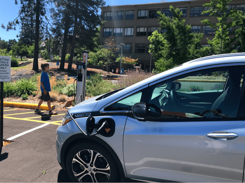 Traveling the Electric Highway: from Sonoma to BC in an EV