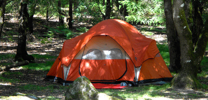 Una noche de acampar @ Sugarloaf Ridge State Park | Kenwood | California | United States