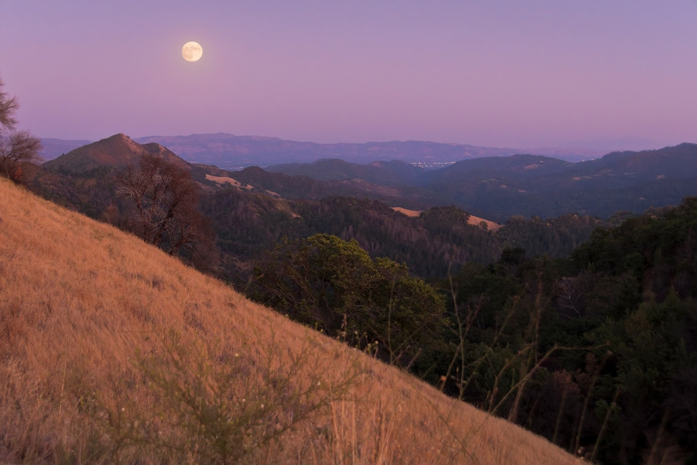Harvest Moon Hike at Sugarloaf @ Sugarloaf Ridge State Park | Kenwood | California | United States