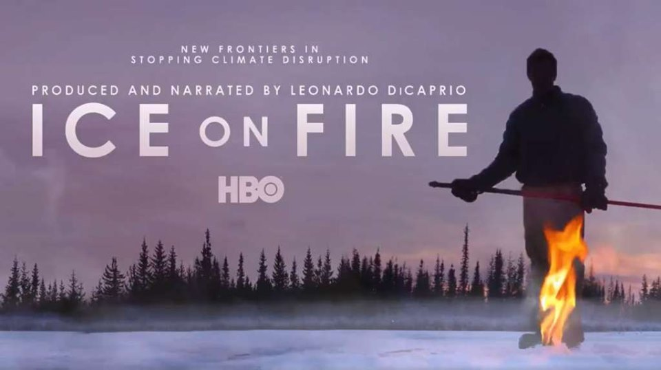 Climate Change Documentary 'Ice on Fire' Comes to Sebastiani