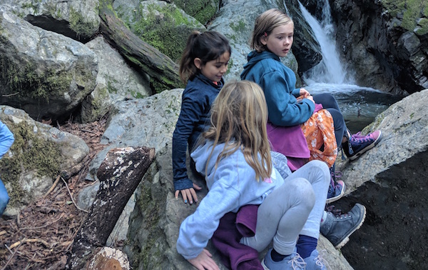 'Lights Out' Power Outage Pop-Up Day Camp for Kids @ Sugarloaf Ridge State Park
