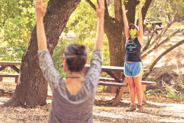 CANCELED: Yoga Hike – session 3 @ Sugarloaf Ridge State Park