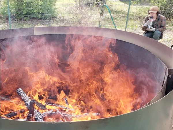 Mobile Kilns Bring Biochar Production to Forest, Farm and Ranch