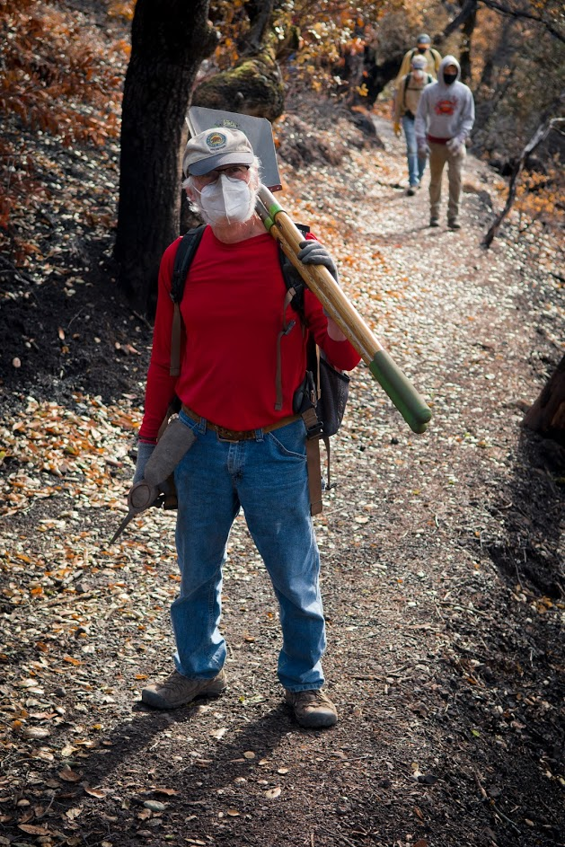 Post-Fire Trail Restoration and Clean Up Crew @ Sugarloaf Ridge State Park | Kenwood | California | United States