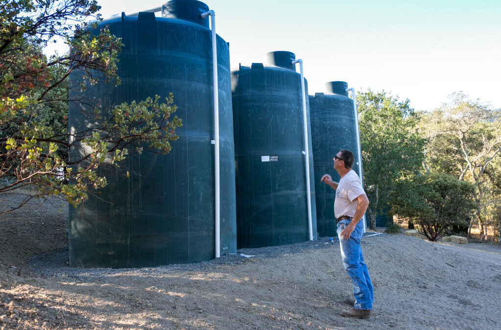 Water Conservation and Streamflow Stewardship Possibilities
